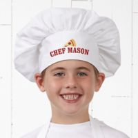 Pizza Maker Youth Chef Hat
