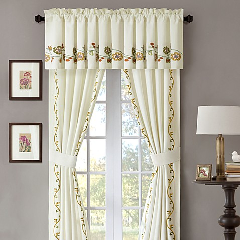 Harbor House™ Amber 84-Inch Window Curtain Panel Pair