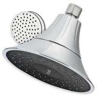 Brondell VivaSpring Filter Showerhead in Chrome/Obsidian