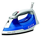 Black & Decker™ Easy Steam IR03V Compact Iron in Blue