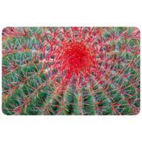"""FoFlor Cactus Kate 25"""" x 60"""" Kitchen Mat"""