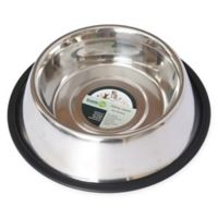 Iconic Pet Heavy Weight Non-Skid High Back 4-Cup Pet Bowl