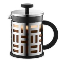 Bodum® Eileen 4-Cup French Press Coffee Maker in Chrome