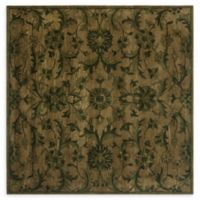 Safavieh Antiquity Omid 6; Square Hand-Tufted Area Rug in Olive
