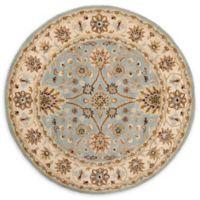 Safavieh Antiquity Olga 3'6 Round Area Rug in Light Blue