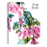 Floral 2019 Large Weekly/Monthly Planner
