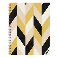 Geometric 2019 Large Weekly/Monthly Planner