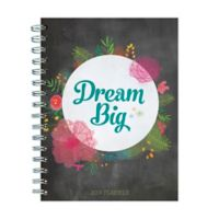 Dream Big Weekly/Monthly July 2018 - June 2019 Planner