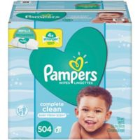 Pampers® Baby Fresh Wipes 504-Count Refill