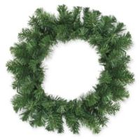 16-Inch Pine Artificial Christmas Wreath