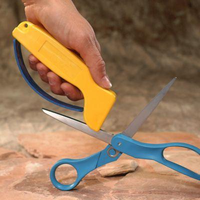 New Scissors Sharpener   Wicked Sharp