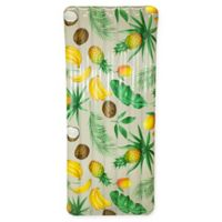 Poolcandy Clear Deluxe Tropical Fruit Raft