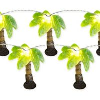 Palm Tree 20-Light LED String Lights