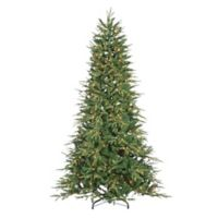 9-Foot Pre-Lit Frasier Fir Artificial Christmas Tree