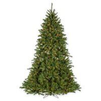 Sterling 7.5-Foot Pre-Lit Crystal Pine Christmas Tree