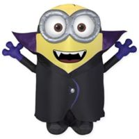 Inflatable Gone Batty Minion Outdoor Halloween Decoration