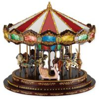 Mr. Christmas Marquee Deluxe Carousel Music Box