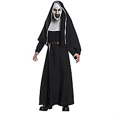 the nun movie nun adult deluxe halloween costume