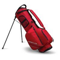 Callaway Hyper-Lite Zero Golf Stand Bag in Red