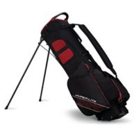 Callaway Hyper-Lite Zero Golf Stand Bag in Red/Black