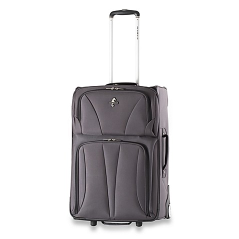 "Travelpro® Atlantic Ultra Lite 25"" Upright - Charcoal"