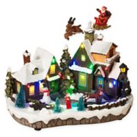 Gerson Lighted Holiday Village