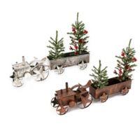 Gerson Metal Tractors (Set of 2)
