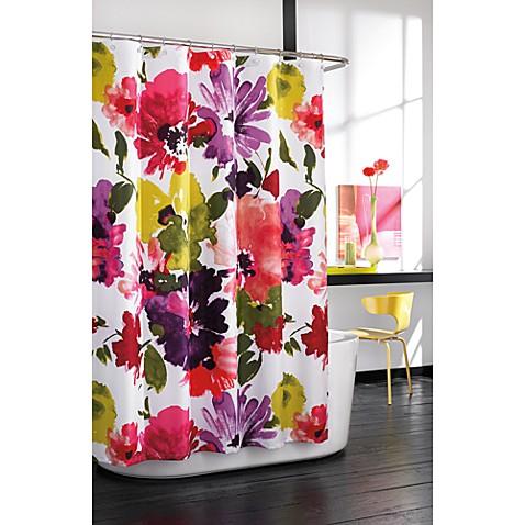 Anthology™ Avery Fabric Shower Curtain