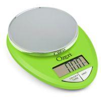 Ozeri® Pro Digital Kitchen Scale in Green