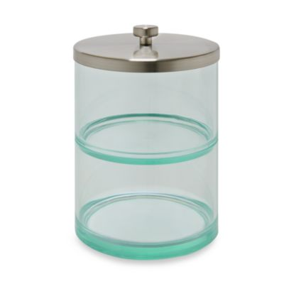 Double Jar. Buy Bathroom Jars from Bed Bath  amp  Beyond