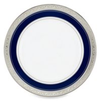 Noritake® Crestwood Cobalt Platinum Bread and Butter Plate