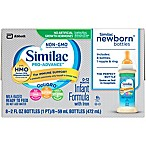 Similac® Pro-Advance® Non-GMO 8-Pack 2 oz. Newborn Ready to Feed Bottles