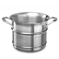 KitchenaidR 8 Qt 18 10 Stainless Steel Pasta Insert