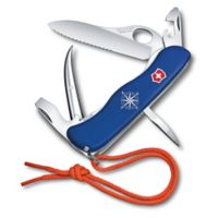 Victorinox Swiss Army Skipper Pro 12-Function Knife in Blue