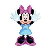 Disney® Wind N Sun SkyPals Minnie Mouse Kite