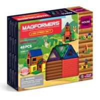 Magformers® 42-Piece Mini House Set