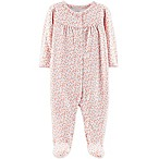 Little Planet™ Organic by carter's® 3M Floral Sleep N' Play in Pink