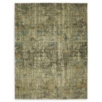 Karastan Zest 5' x 8' Woven Area Rug in Grey