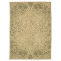 Karastan Santhiya by Virginia Langley 5'3 x 7'10 Area Rug in Ivory