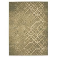 Karastan Vesper by Virginia Langley 5'3 x 7'10 Area Rug in Charcoal
