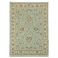Karastan Sovereign Anastasia 8'8 x 10' Area Rug in Robin's Egg