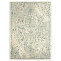 Karastan Slaney 9'6 x 12'11 Area Rug in Bone White