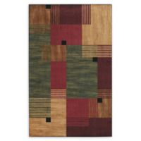 "Mohawk Alliance 5' x 8"" Area Rug in Green/Multi"