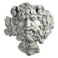 Design Toscano Bacchus Outdoor Wall Sculpture