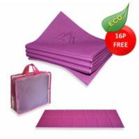 YoFoMat™ Yoga Mat in Magenta