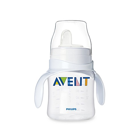 Philips Avent Bottle To First Cup Trainer in 4 Months Plus