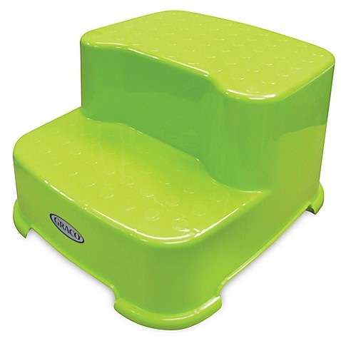 Graco 174 Lime Green Transitions Step Stool Bed Bath Amp Beyond