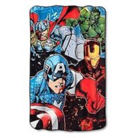 Marvel® Avengers Plush Twin Blanket