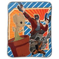 Marvel® Guardians of the Galaxy Throw in Blue/Orange