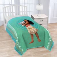 Disney® Moana The Wave Throw in Blue